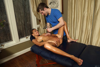 Brick Danger And Janice Griffith In Deep Tissue - Picture 16