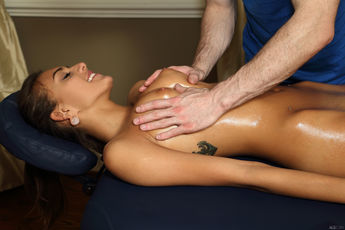 Brick Danger And Janice Griffith In Deep Tissue - Picture 8